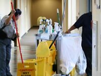 CLEANER JANITOR part-time full-time subcontract VANCOUVER 20+HR