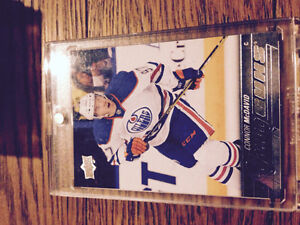 Comner McDavid Young Guns Rookie