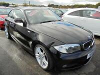 BMW 120 2.0TD 2011MY d M Sport