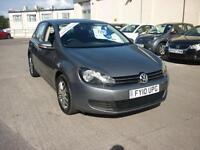 2010 Volkswagen Golf 2.0TDI CR ( 140ps ) SE Finance Available