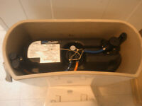 Z5572 Dual Flush 1.6/1.0 gpf, Pressure Assisted, Elongated Toile