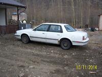 1995 Oldsmobile Cutlass Sedan