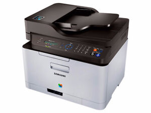 Color LASER WIRELESS PRINTER SAMSUNG Multifunction Xpress C460FW