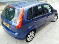 2006 FORD FIESTA 1.4 5 door hatchback