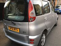 TOYOTA YARIS VERSO 1.3 GLS AUTOMATIC WITH SERVICE HISTORY