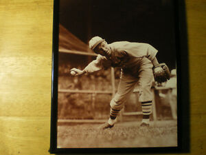 vintage baseball 8 x 10 pictures