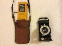 Camera, vintage Six-20 Folding 'Brownie'.