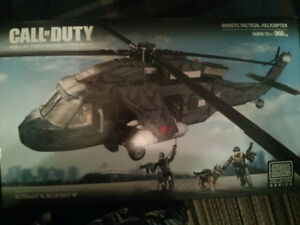 Call of Duty Mega Bloks Collector Series