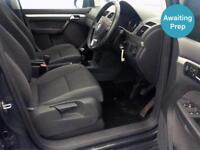 2014 VOLKSWAGEN TOURAN 1.6 TDI 105 BlueMotion Tech S 5dr MPV 7 Seats