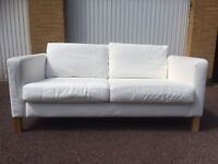 ikea karlstad sofa two seater free London delivery