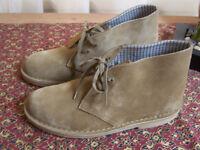 Clarks Womens Desert Boots - BRAND NEW