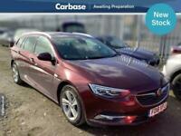 2018 Vauxhall Insignia 1.6 Turbo D ecoTec Elite Nav 5dr ESTATE Diesel Manual