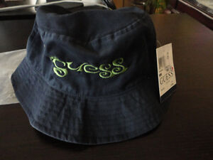 Brand new with tags Guess baby bucket hat cap London Ontario image 8