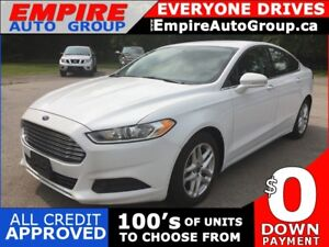 2014 FORD FUSION SE * POWER GROUP * BLUETOOTH