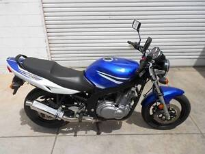 2008 SUZUKI GS500 WITH REGO IMMACULATE LAMS BIKE Hendon Charles Sturt Area Preview
