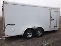 Clear Out - 2015 Homesteader Hercules 7x16 Cargo - 37848