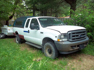 2002 Ford F-250 Fourgonnette, fourgon