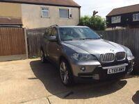 BMW X5, 3.0 35D SE, Grey, XDrive