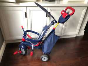 Smart trike 3 in 1 Toddler Tricycle