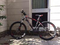 Cube Aim mountain bike