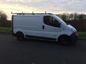 Renault trafic with new mot same as vivaro