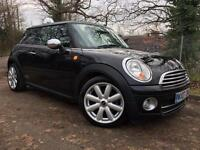 2007 Mini 1.6 Diesel Cooper D, Black, New Cambelt, Service History £2k of extras