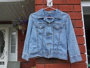 Female Youth Jean Jacket