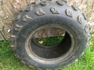 pneu tire duro 4 roue vtt 21 x 7 - 10 10p pour 4roue avant
