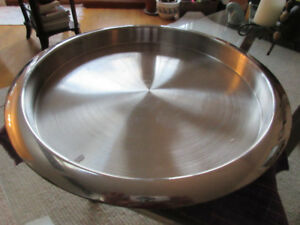 Paderno Round Serving Tray - Really very lovely.