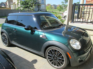 2009 MINI Mini Cooper S JCW Coupe (2 door)