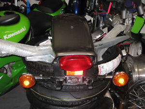 yamaha xv-650 v-star custom rear fender with tail light &signals London Ontario image 2