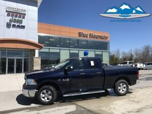2018 Ram 1500 ST  LIKE NEW DEALER DEMO, ACCIDENT FREE, WARRANTY!