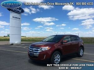 2014 Ford Edge Limited  Celebration Certified!