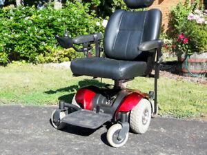 Electric Wheelchair - Invacare Pronto M41
