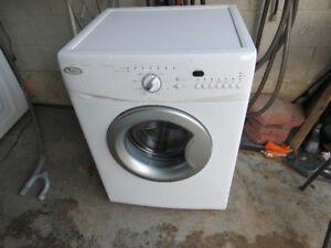 Whirlpool Duet Apt Size 24 `` Compact Washer
