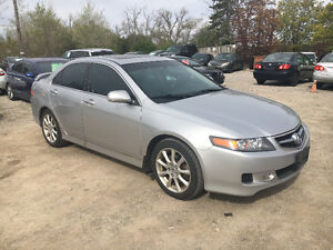 2008 Acura TSX NAVIGATION*CERTIFIED*ONE OWNER*WARRANTY INCLUDED*