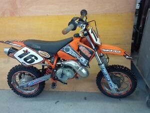 2006 KTM 50 Junior