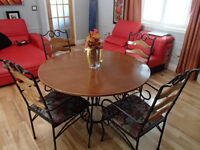 Dinning Table Set For Life Reduce