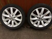 Vw golf mk6 alloys