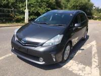 Toyota Prius Plus/Prius Alpha/Prius+ Hybrid 1.8 2012(12) 7 SEATS (BIMTA)