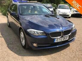 BMW 520 2.0TD auto 2012 d SE Touring,105.000 MILES, EXCELLENT CONDIRTION