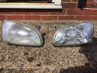 Toyota starlet N/a headlights