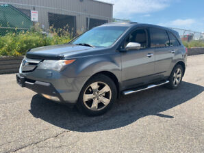 2009 Acura MDX AWD limited