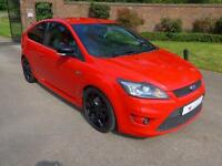 2008 Ford Focus 2.5 SIV ST-2 3dr Manual Hatchback in Red