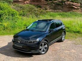 image for 2017 67 REG Volkswagen Tiguan 2.0 TDI SEL 4Motion (s/s) 5dr