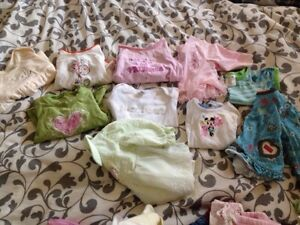 6 month lot of baby clothes