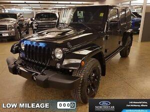 2015 Jeep Wrangler Unlimited Wrangler X  - $275.85 B/W - Low Mil
