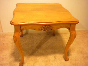 Antique Solid Maple Table