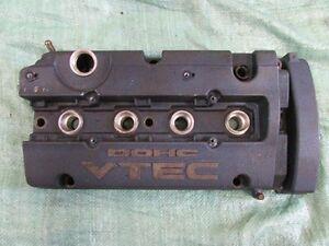 JDM HONDA ACCORD EURO R H23A BLUE TOP DOHC ENGINE VALVE COVER