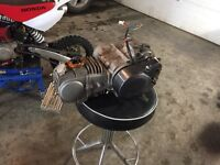 Pitster Pro 140cc motor